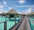 Französisch Polynesien Bora Bora Steeg