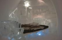 Icehotel Norwegen Künstler Zimmer