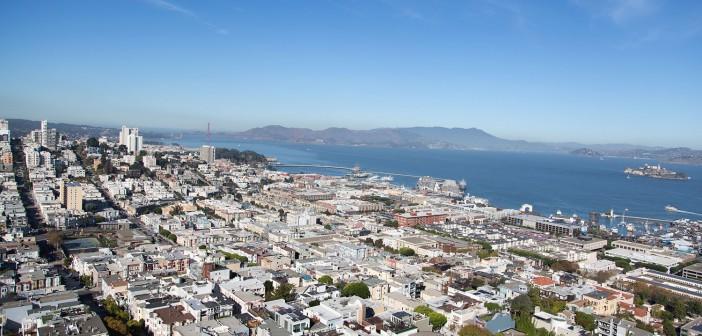 San Francisco im Herbst